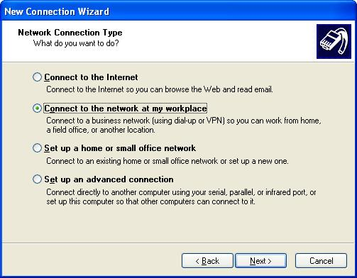 Windows XP FREE VPN Setup